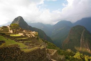 Jason Frahm Machu Picchu Peru Retreats