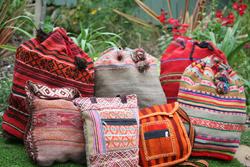 Jason Frahm Peruvian Bags