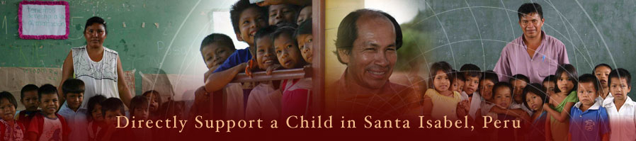 Jason Frahm Sponsor a Child